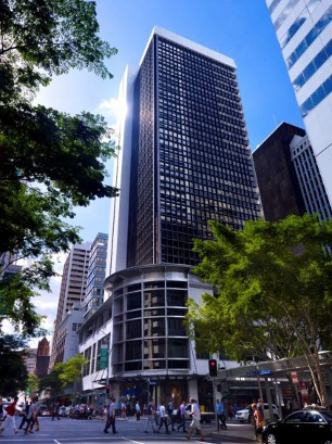 Brisbane Serviced Office