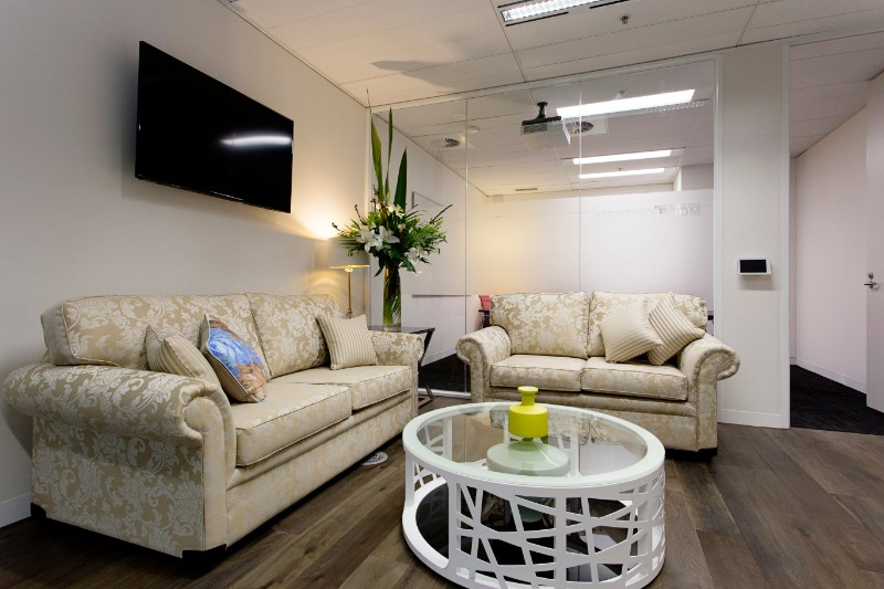 Relaxed Office Environment Melbourne