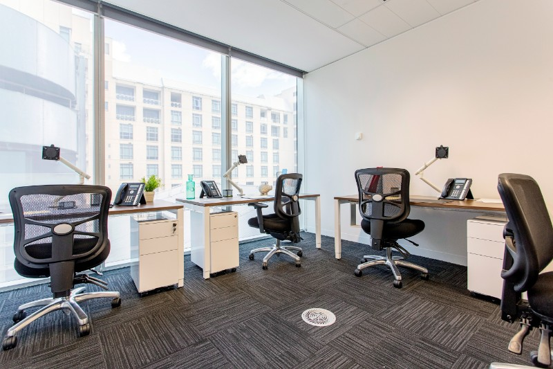 Collins St Office Suites