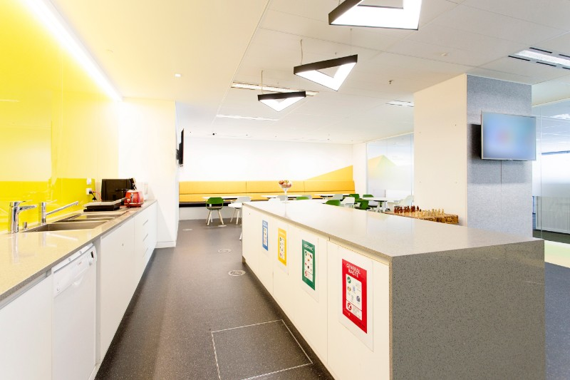 Serviced Office Facilities Melbourne