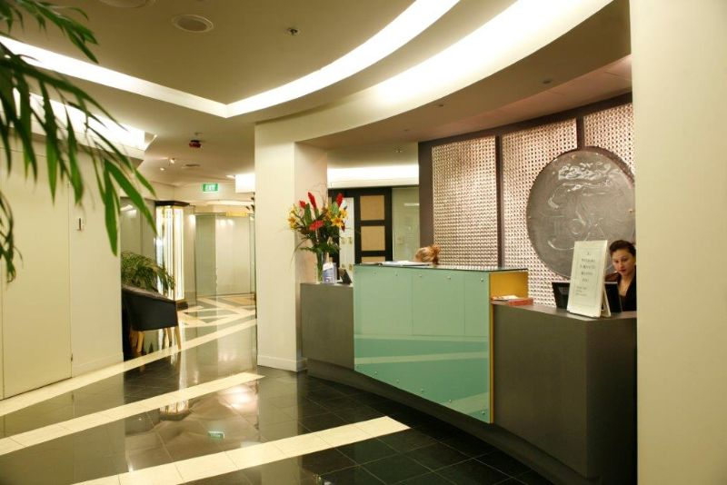 Toorak Serviced Office Reception