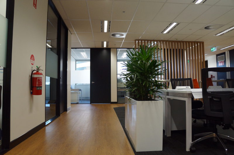 Serviced Office Brisbane workspace