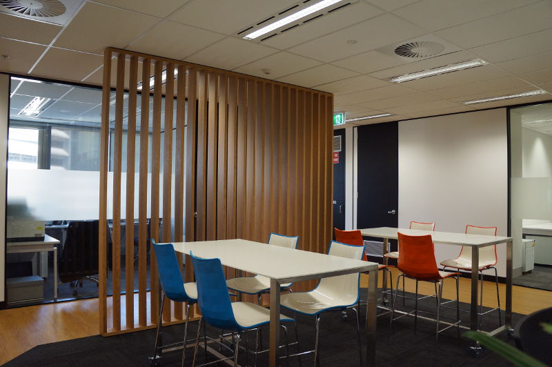 Serviced Offices Brisbane Breakout Areas